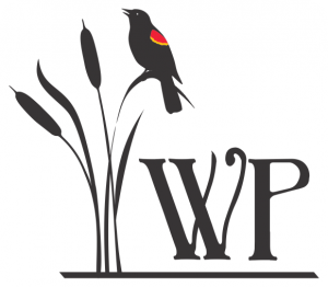 Worthington Park Logo Monogram
